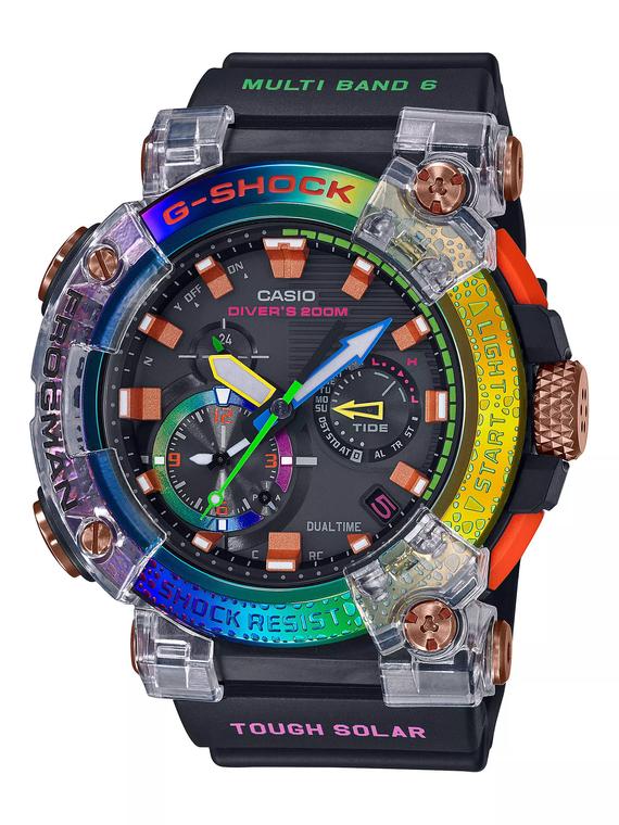 Casio G-Shock GWFA1000BRT-1A Borneo Rainbow Toad - Preorder