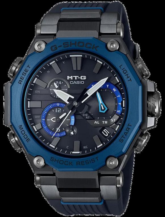 Casio G-Shock MTGB2000B-1A2 MT-G Carbon Core Guard Lightweight Metal