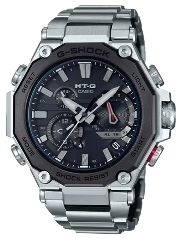 Casio G-Shock MTGB2000D-1A MT-G Carbon Core Guard Lightweight Metal