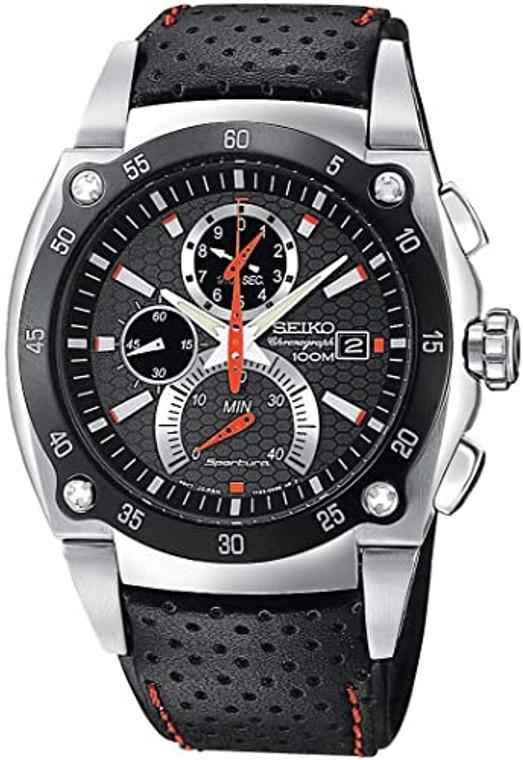 Seiko SPC003 Sportura Quartz Chronograph // Pre-Owned