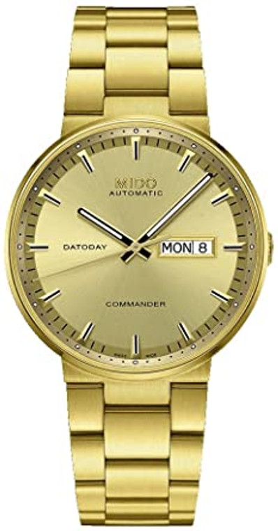 Mido M014.430.33.021.00 Commander Datoday Automatic // Pre-Owned