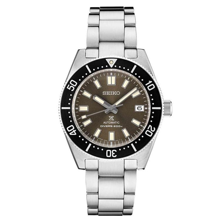 Seiko Prospex SPB145 1965 Diver Reccreation Black Olive Dial