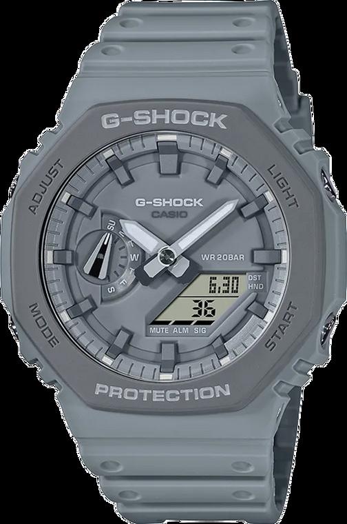 Casio G-Shock GA2110ET-8A CasiOak Earth Tone Gray