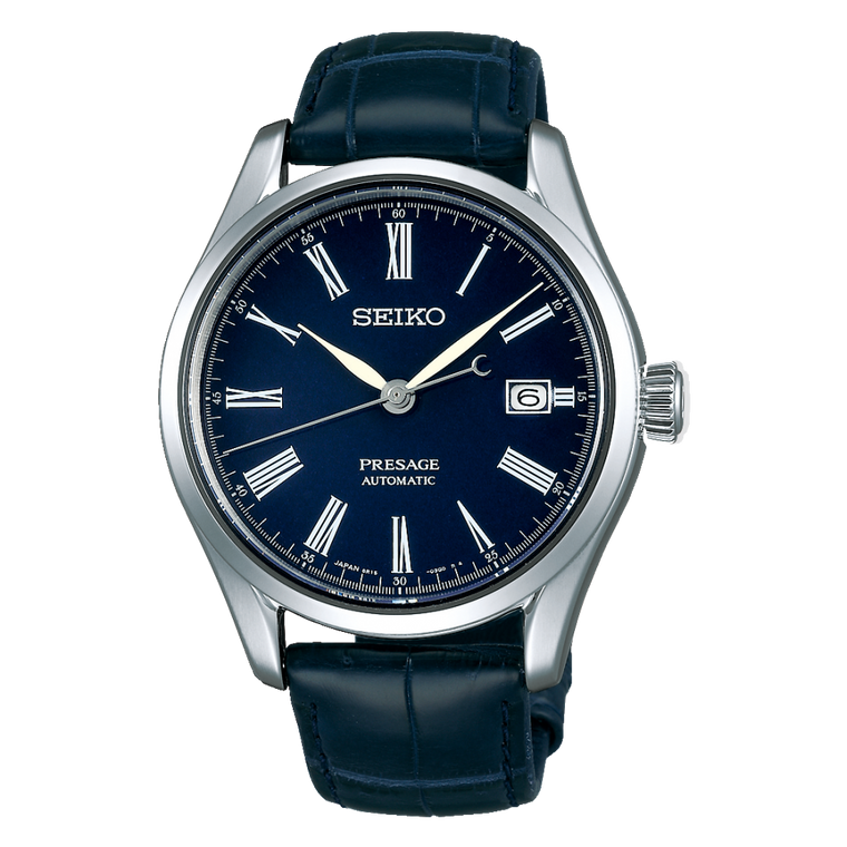 Seiko Presage SARX053 Blue Enamel Dial Automatic