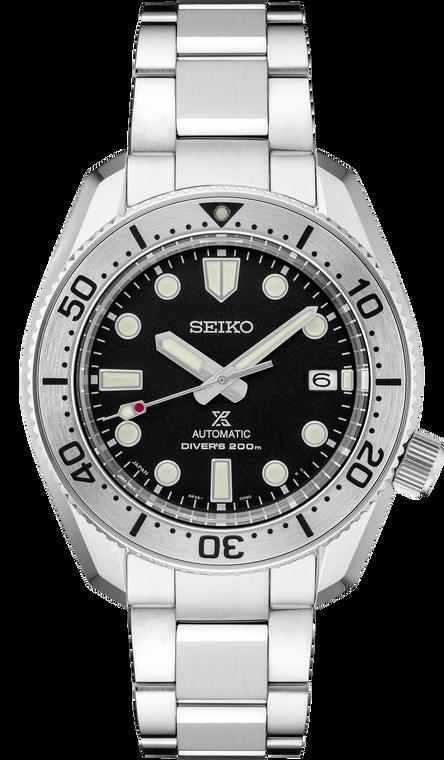 Seiko Prospex SPB185 Marine Master 200 Black Dial Stainless