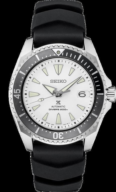 Seiko Prospex SPB191 Shogun White Dial Titanium