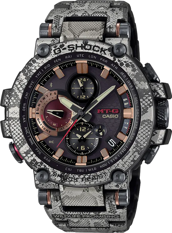 G-Shock MTGB1000WLP-1A MT-G Python Love The Sea and Earth Limited Edition
