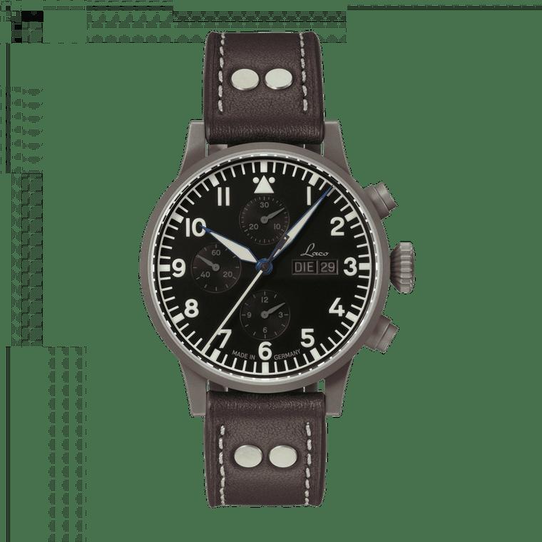 Laco 862124 Chronographs Munchen Limited Edition