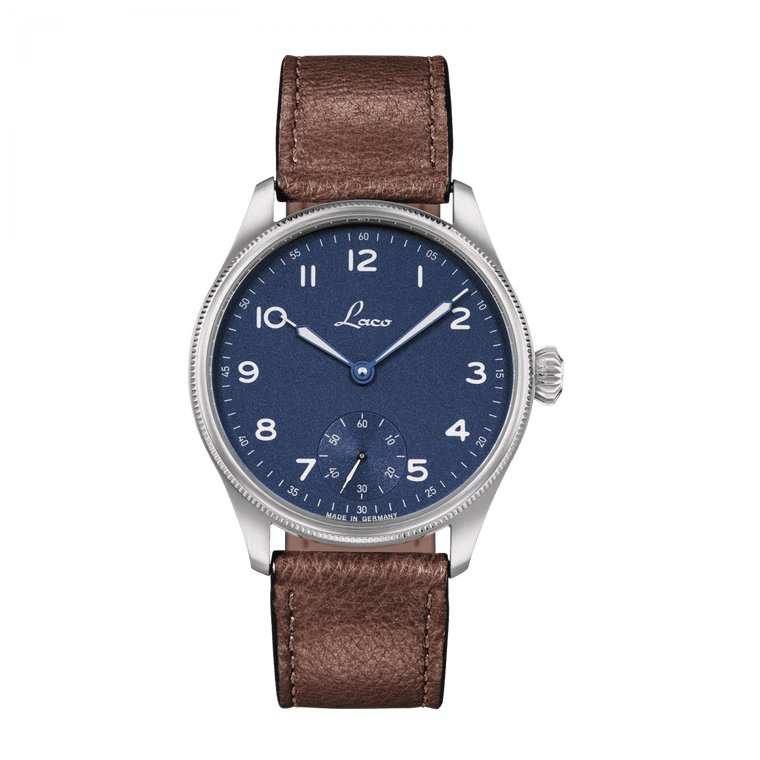 Laco 862123 Navy Watches Edition 95 Hand Winding Limited Edition