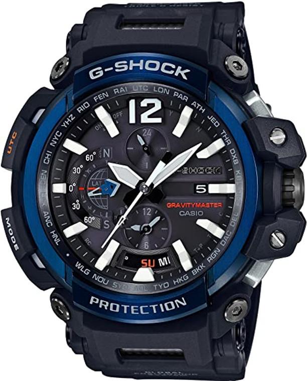 Casio G-Shock GPW2000-1A2 Gravity Master GPS