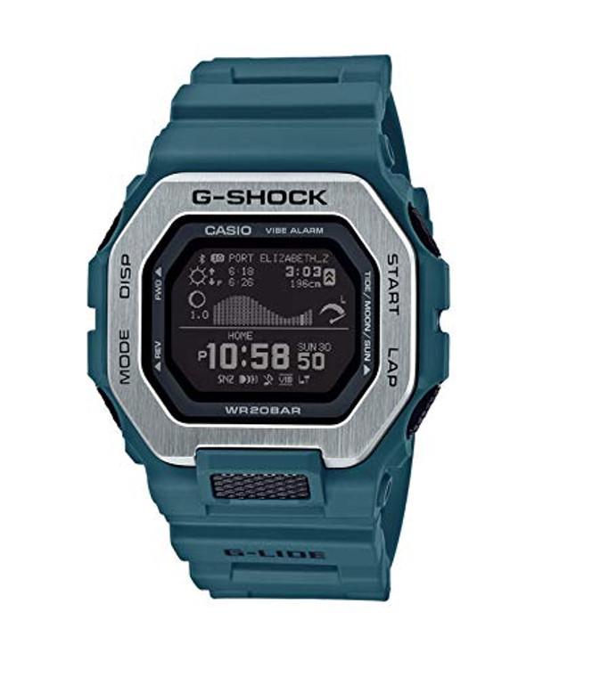 Casio GBX100-2 G-Shock Men's Watch Teal 50.9mm Resin