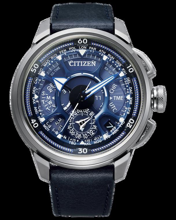 Citizen CC7000-01L Satellite Wave F900 Limited Edition