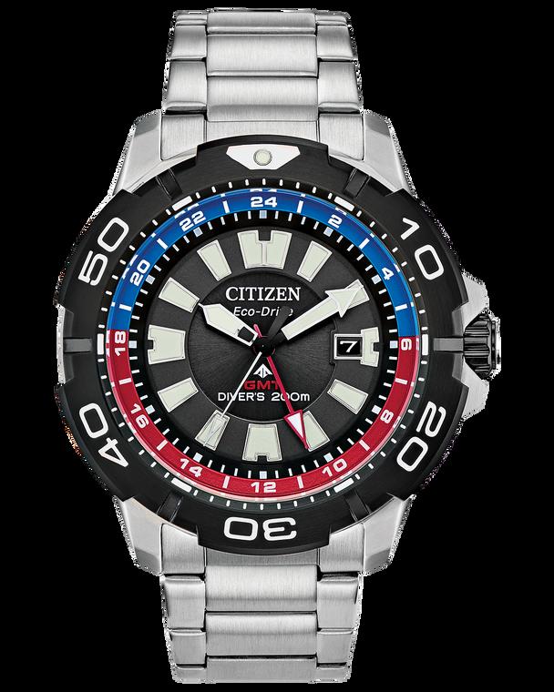 Citizen BJ7128-59E Promaster GMT Eco Drive