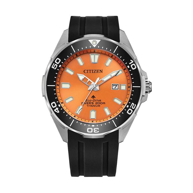 Citizen BN0200-05X Eco-Drive Promaster Dive 200m 3-Hand Date
