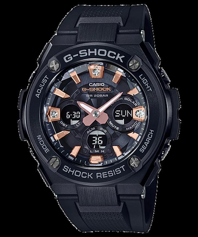 Casio G-Shock GST-S310BDD-1A Always-Tough Baby-G Active Watch