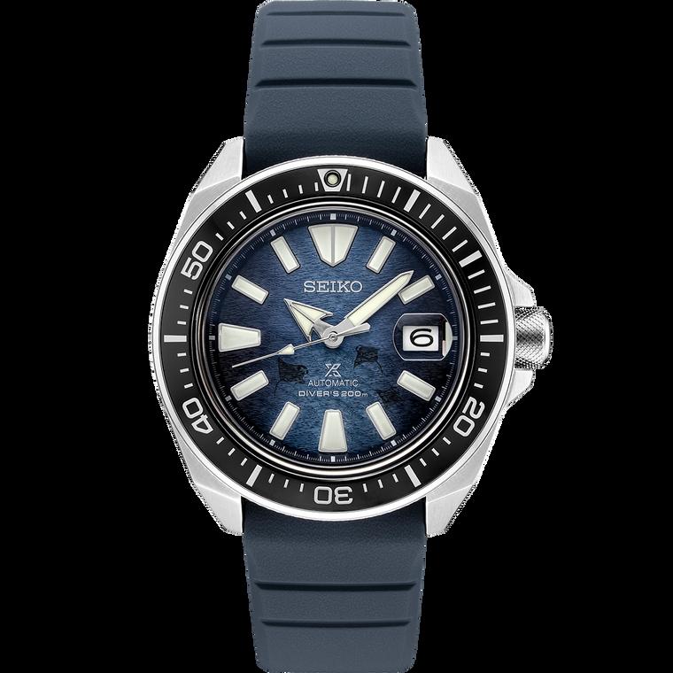 Seiko Prospex SRPF79 Save The Ocean Manta Ray Samurai