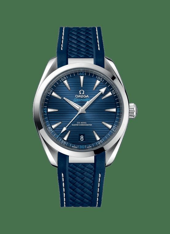 Omega Seamaster 220.12.41.21.03.001 Aqua Terra 150m Co-Axial Master Chronometer // Pre-Owned
