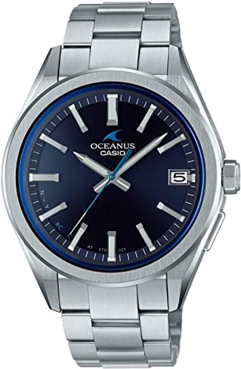 Casio Oceanus OCWT200S-1A Radio Solar Bluetooth Watch // Pre-Owned