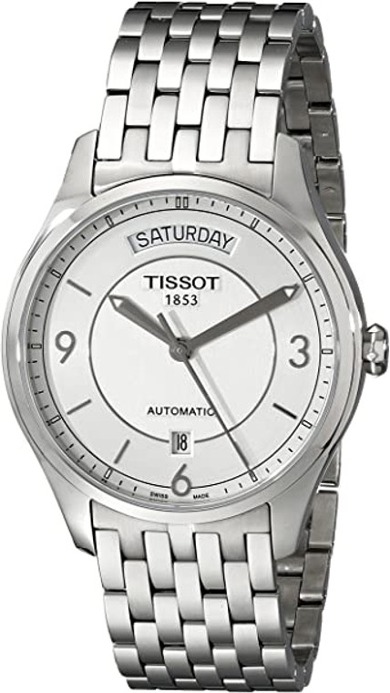 Tissot TIST0384301103700 T-One Stainless Steel  // Pre-Owned