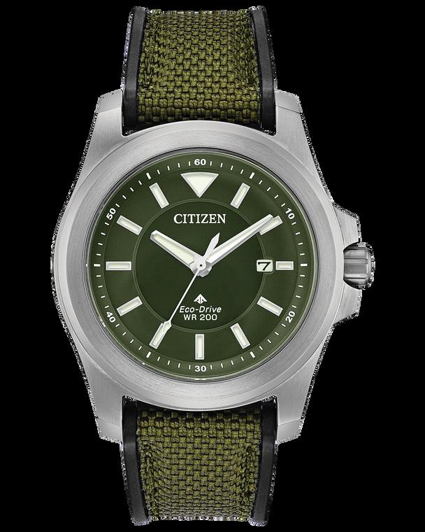 Citizen Eco-Drive BN0211-09X Promaster Tough Green // Pre-Owned