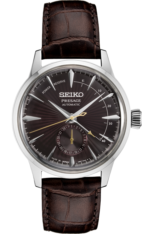 Seiko Presage SSA393 Cocktail Time Power Reserve Date // Pre-Owned