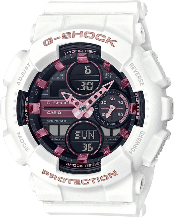 Casio G-Shock GMAS140M-7A Compact PurpleTone Ladies