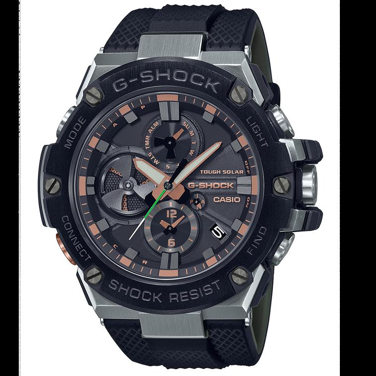 Casio G-Shock GSTB100GA-1A G-Steel Luxury Military