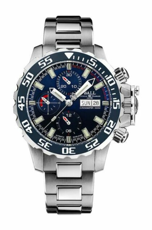 Ball DC3026A-S3C-BE Engineer Hydrocarbon NEDU Gradient Blue Dial