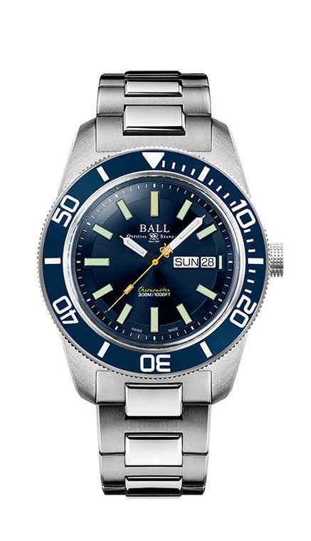 Ball DM3308A-S1C-BE Engineer Master II Skindiver Heritage