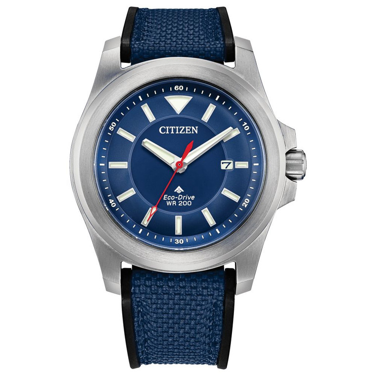 Citizen BN0211-17L Promaster Tough Eco-Drive Blue