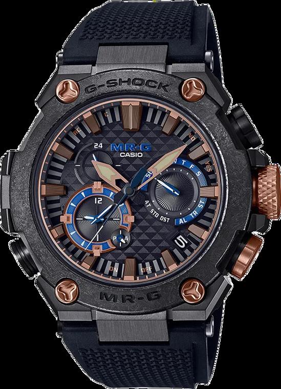 Casio G-Shock MRGB2000R-1A MR-G GPS Solar Kachi Iro Rubber Limited Edition