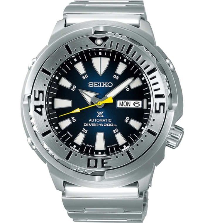 Seiko Prospex SBDY055 Baby Tuna Monster Japanese Made // Pre-Owned