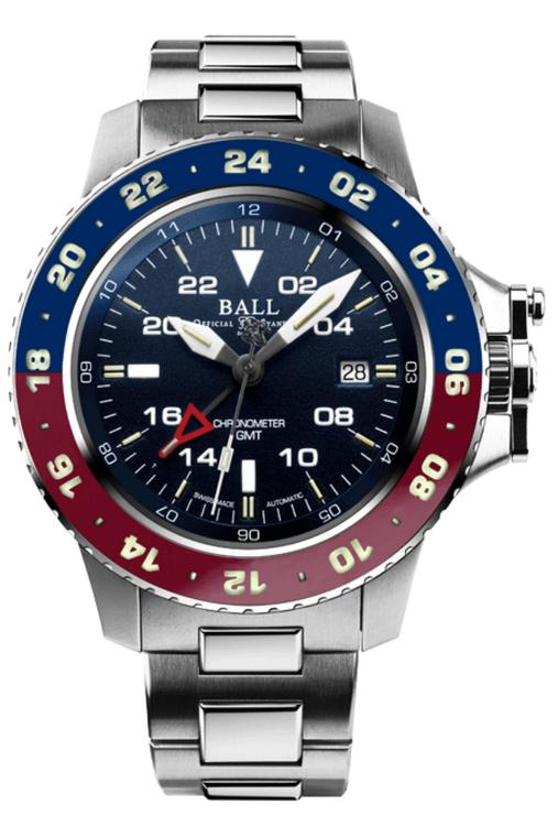 Ball DG2018C-S9C-BE Engineer AeroGMT Chronometer Automatic