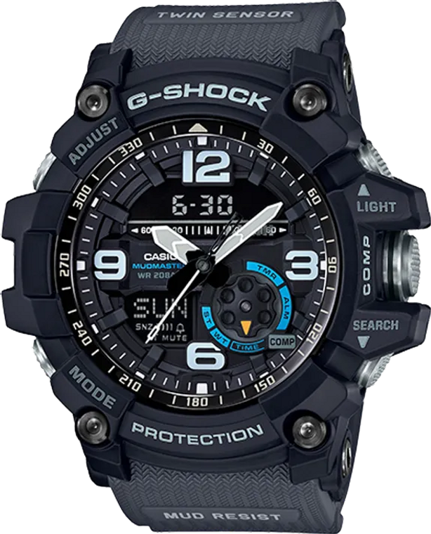 Casio G-Shock GG1000-1A8 Master of G Mudmaster // Pre-Owned