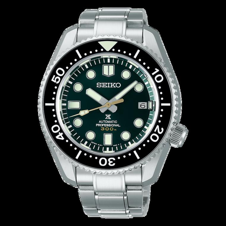 Seiko Prospex SLA047 Marine Master Limited Edition Green