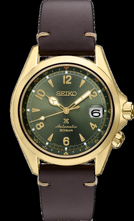 Seiko Prospex SPB210 Alpinist 1959 Sport Watch Reinterpretation Bronze Finish