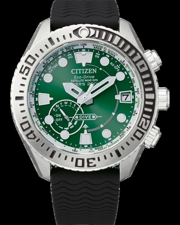 Citizen CC5001-00W Satellite Wave GPS Diver