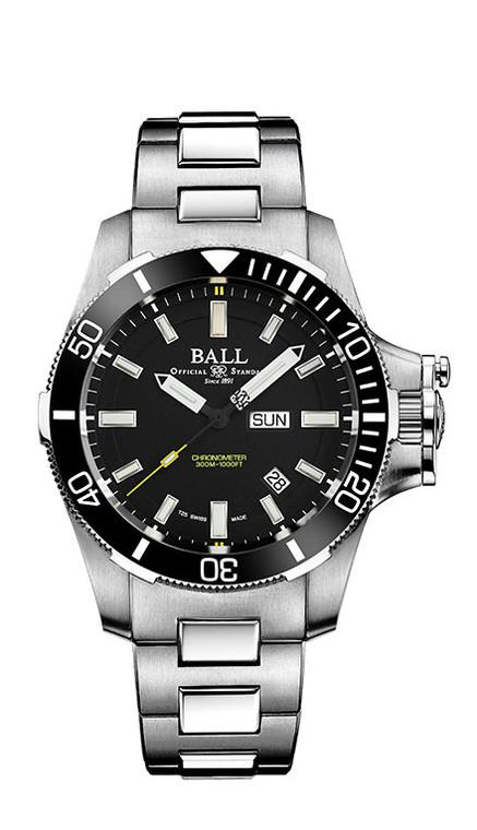 Ball DM2236A-SCJ-BK Engineer Hydrocarbon Submarine Warfare Ceramic