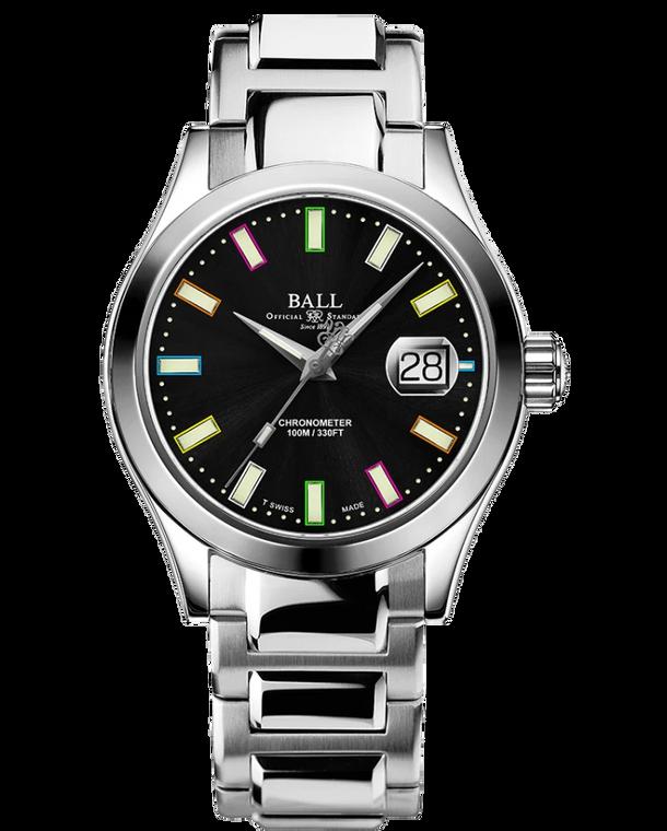 Ball NM2026C-S28C-BK Engineer III Marvelight Auto Limited Edition