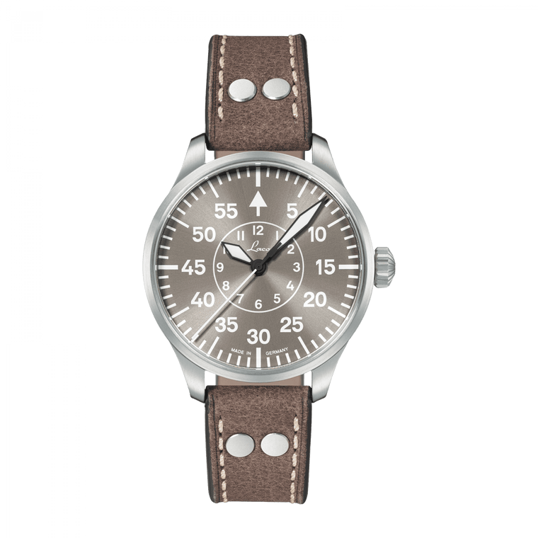 Laco 862125 Aachen Taupe 39mm Flieger