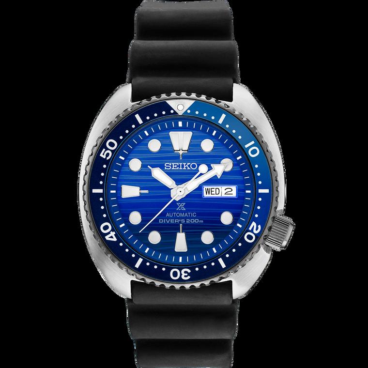 Seiko Prospex SRPC91 Save The Ocean Turtle Automatic (Non-Factory Strap) // Pre-Owned