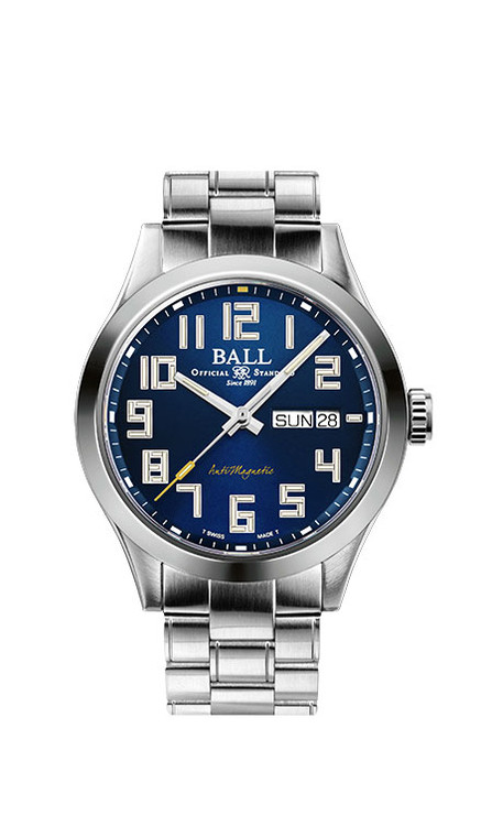 Ball NM2182C-S12-BE1 Engineer III Starlight 40mm Anti-Magnetic Blue Dial