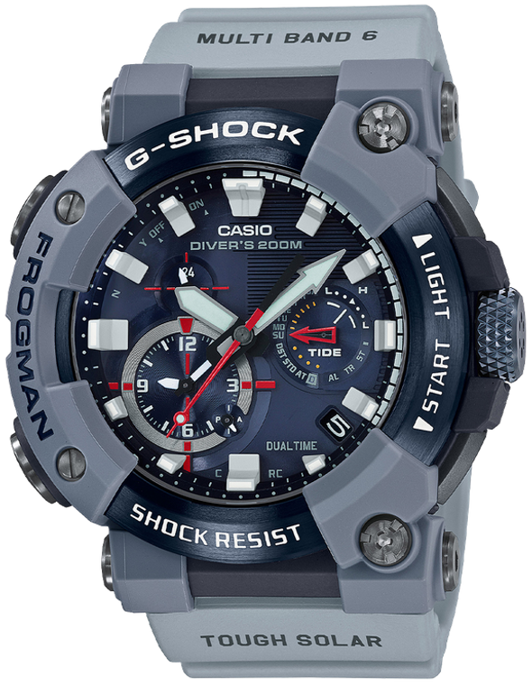 G-Shock GWFA1000RN-8A Royal Navy Master of G Frogman Limited Edition