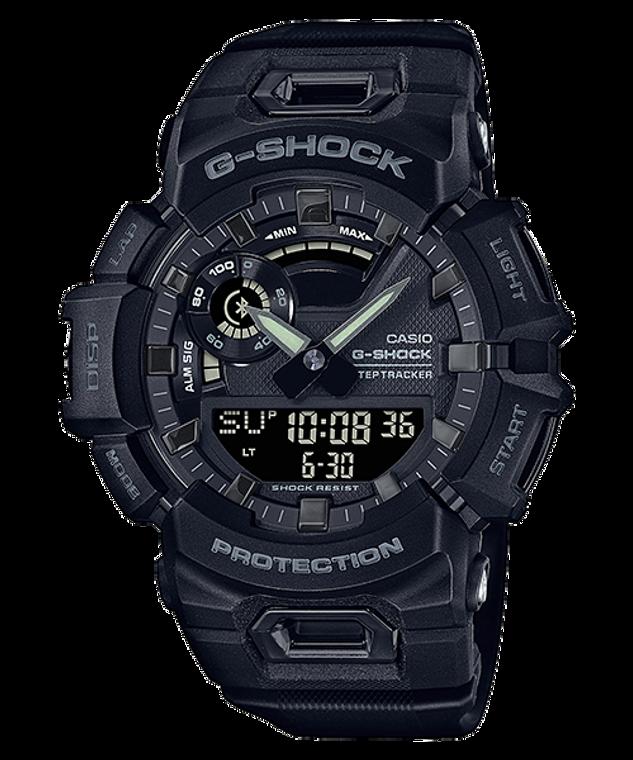 G-Shock GBA900-1A G-SQUAD Steptracker Accelleration Sensor