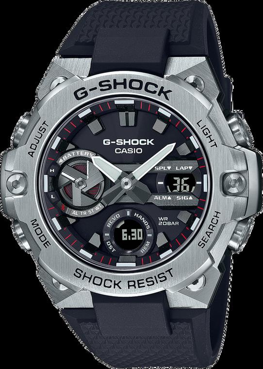G-Shock GSTB400-1A G-STEEL Slim Carbon Core Guard Tough Solar