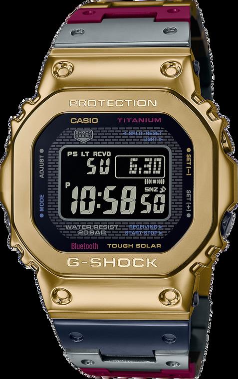 G-Shock GMWB5000TR-9 TranTixxii Full Metal Titanium Multi Tone