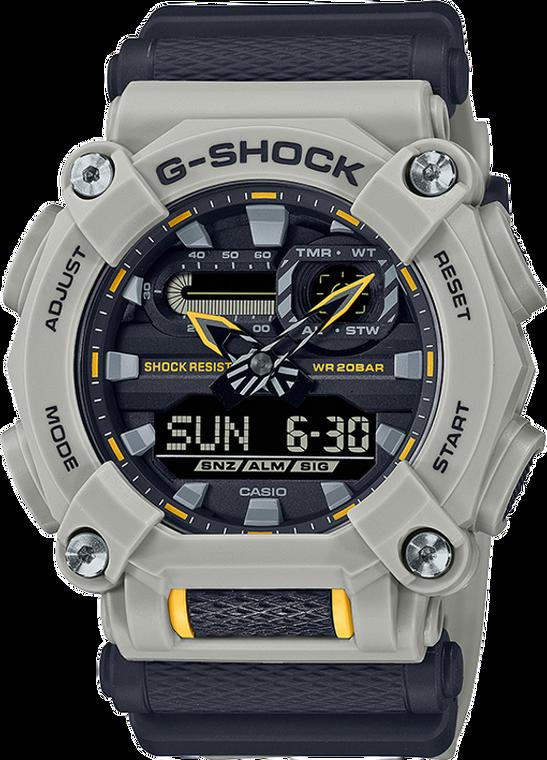 G-Shock GA900HC-5A Heavy-Duty Hidden Coast Ana-Digi