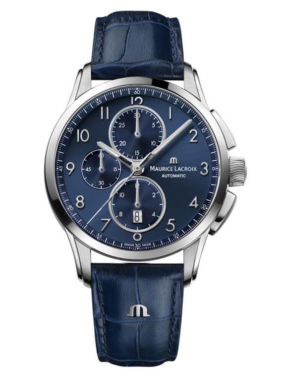 Maurice Lacroix PT6388-SS001-420-4 Pontos Automatic Chronograph