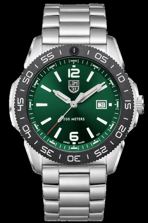 Luminox XS.3137 Pacific Diver Green Dial