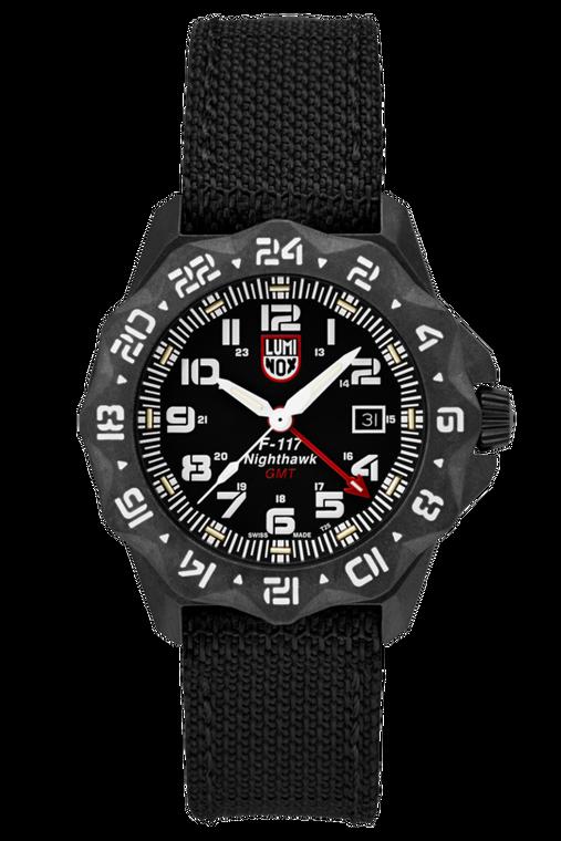 Luminox XA.6441 F-117 Nighthawk GMT Watch